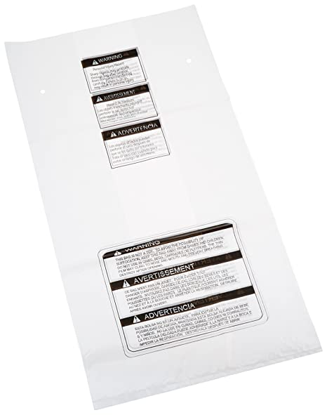 General Electric WC60X10005 Compactor Bags, Box of 15