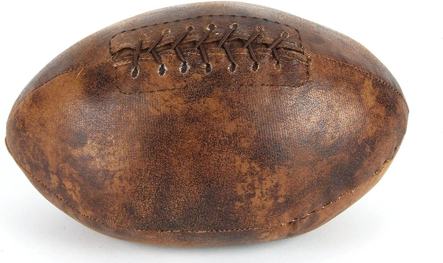 Pelota de rugby con acabado de cuero de Juliana Home Living Door ...