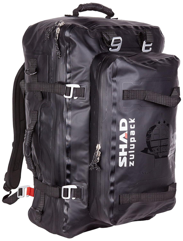 SHAD W0SB55 Travel Bag SW55 Bolsa Blanda para Motocicleta, Resistente al Agua, Color Negro NAD S.L