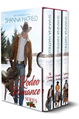 Rodeo Romance: Three Sweet Western Holiday Romances (Rodeo Romance Boxed Set Book 1) Kindle Edition