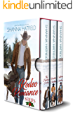 Rodeo Romance: Three Sweet Western Holiday Romances (Rodeo Romance Boxed Set Book 1)