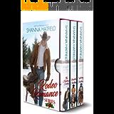 Rodeo Romance: Three Sweet Western Holiday Romances (Rodeo Romance Boxed Set Book 1)