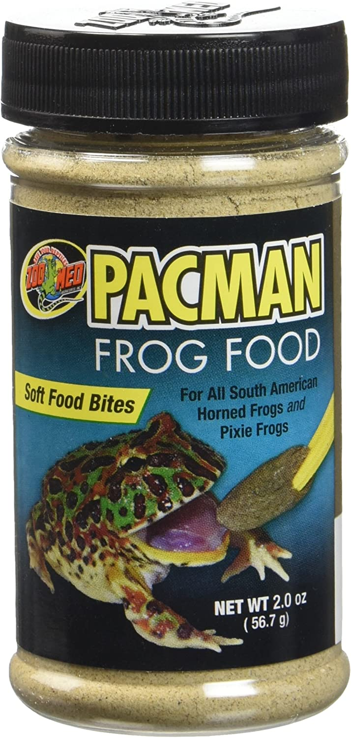 Zoo Med 26340 Pacman Frog Food, 2 oz