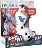 Bop It Disney Frozen 2 Olaf Edition Electronic Games & toys for Kids - Ages 8 +