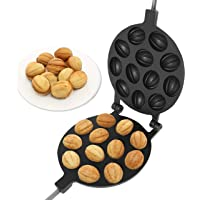 Walnut Cookie Mold (Oreshek) Maker 12 nut Non-stick Cookies Pastry