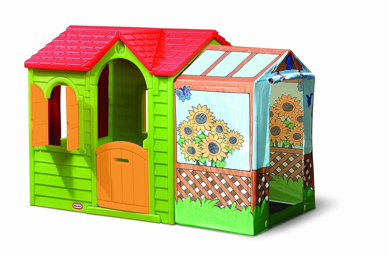 Spielhaus mit Terrasse - Little Tikes Spielhaus Fantasia