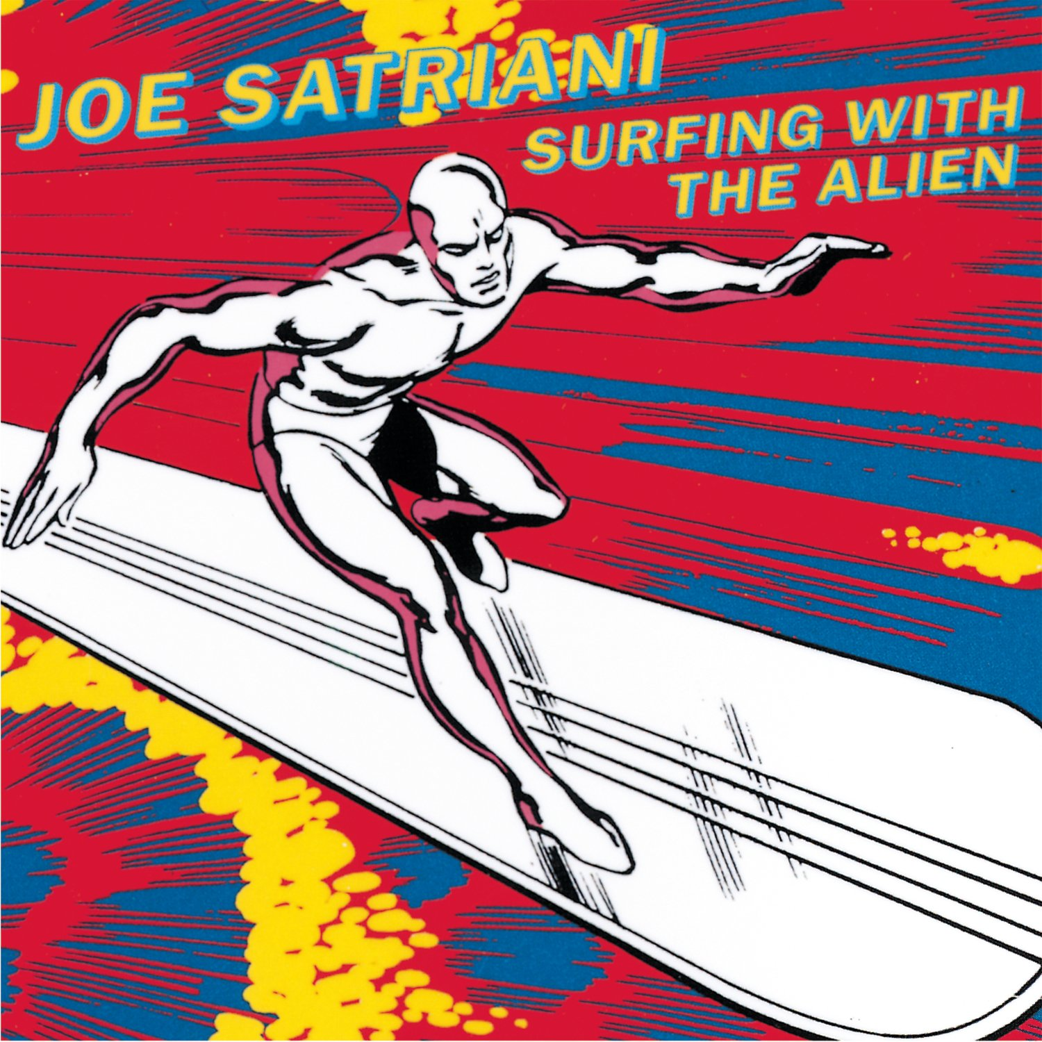 "Résultat de recherche d'images pour ""joe satriani surfing with the alien cd"""