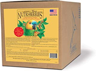 product image for LAFEBER'S Classic Nutri-Berries Pet Bird Food, Made with Non-GMO and Human-Grade Ingredients, for Parrots