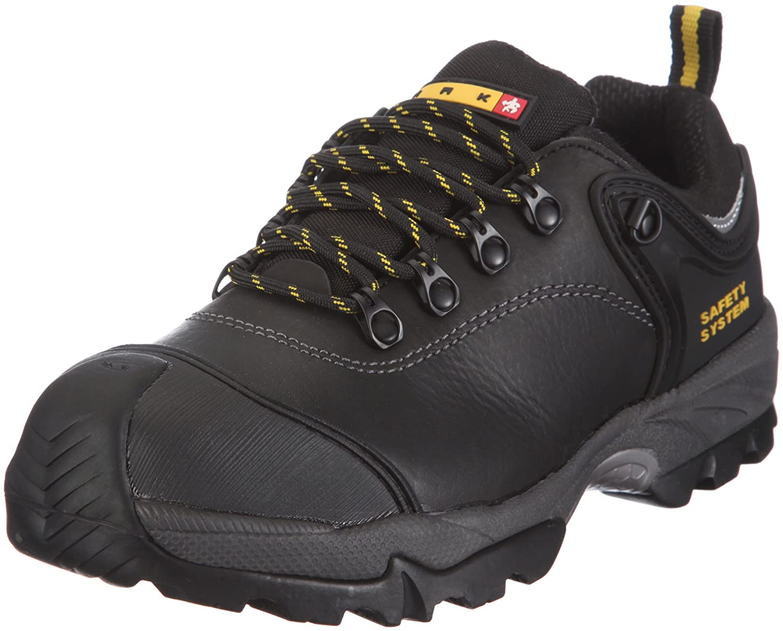 BAAK All-Stars Dynymics 6383, Chaussures de sécurité mixte sécurité mixte adulte B00YRWOECW Noir (Noir-TR-F4-16) ca097e3 - reprogrammed.space