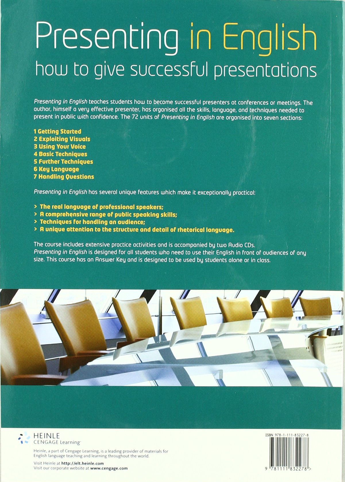 Presenting in English: How to Give Successful Presentations (Updated Edition) by imusti