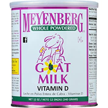Meyenberg Goat Milk - Powdered - 12 oz - case of 12 -