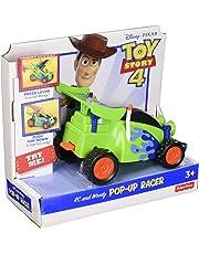 Fisher-Price  Disney·Pixar Toy Story 4 R/C & Woody Pop-up Racer