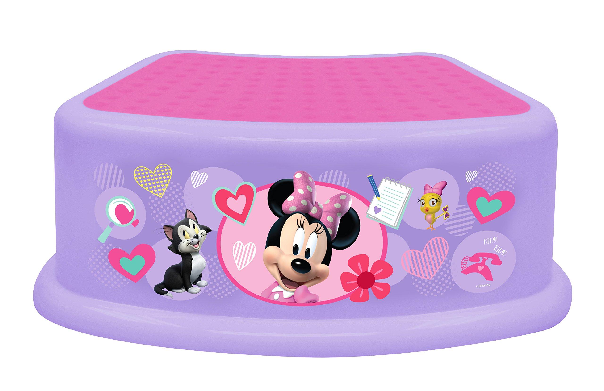 Amazon Com Disney Minnie Mouse Quot Bowtique Quot Soft Potty Seat