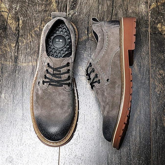 Zapatos Negocio clásico de los Hombres Zapatos Oxford de ...