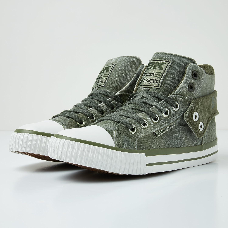 British Knights Roco Sneaker Oliv: : Schuhe