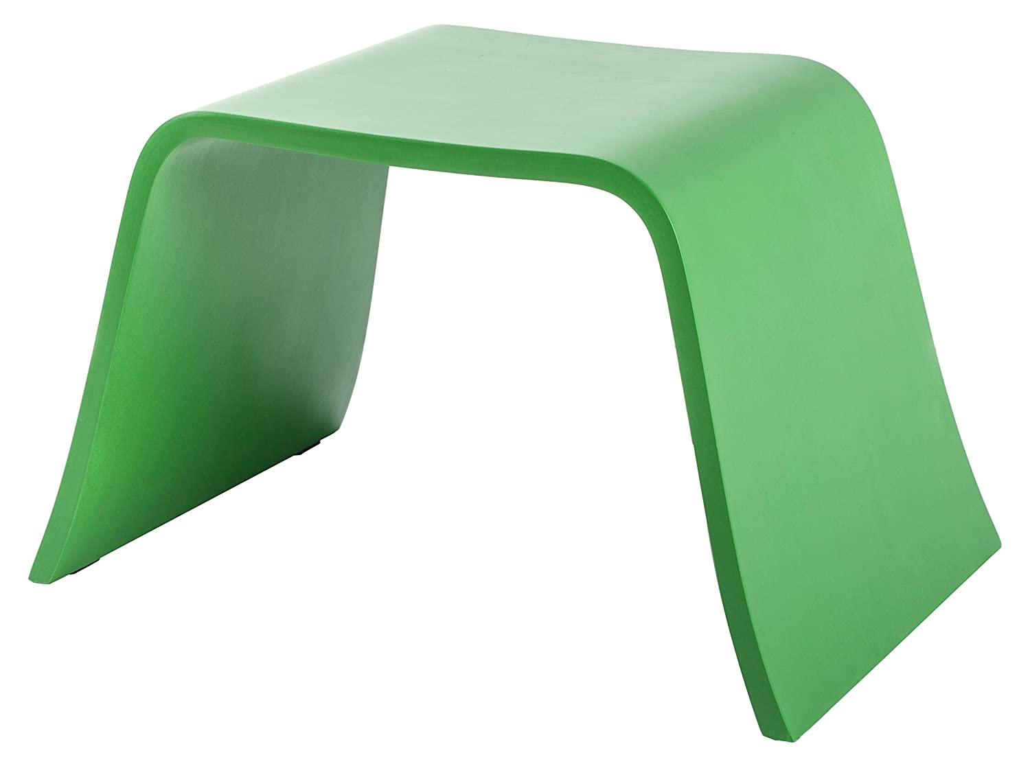 Älva of Sweden Wooden Step Stool (Green) 5034