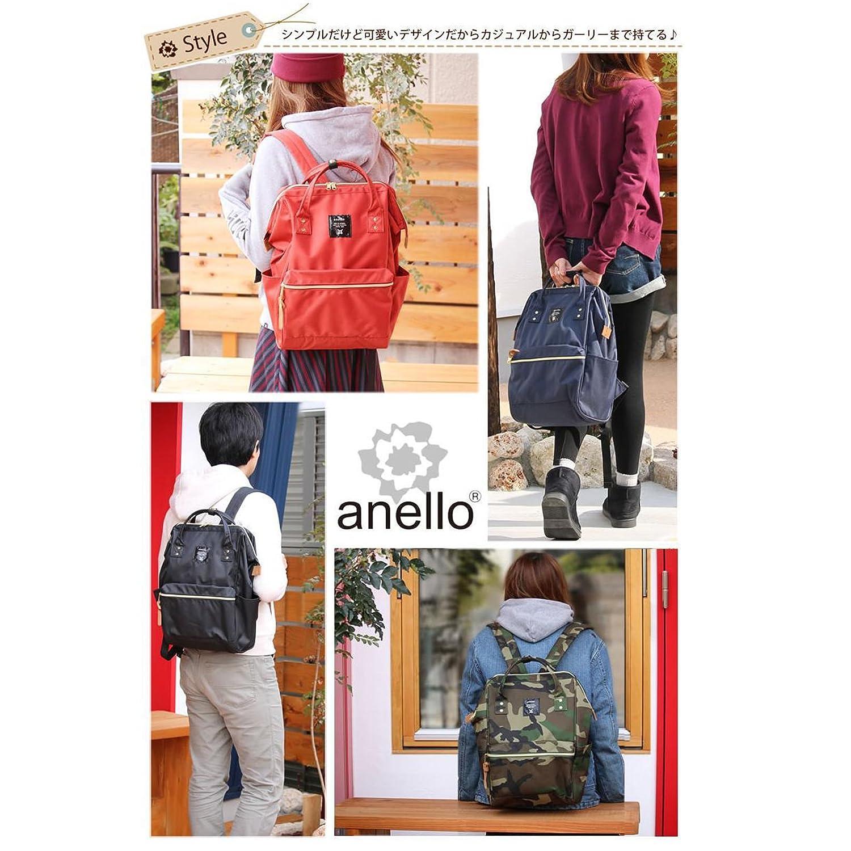 Amazon.com: Anello Official Blue/White Stripe Japan Fashion Shoulder Rucksack Backpack Laptop Tablet Bag Unisex: Shoes