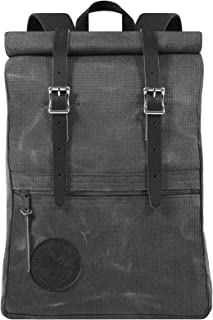 product image for Duluth Pack Scout Rolltop Pack (Waxed Grey)