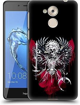 Oficial Riza Peker cráneo 7 Ruck lado funda para Huawei móviles 1 ...