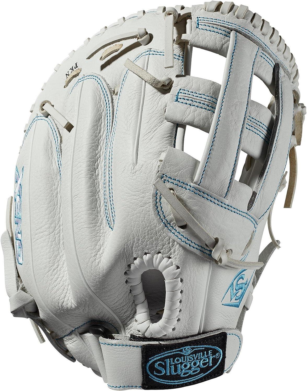 soft pitch softball mitt