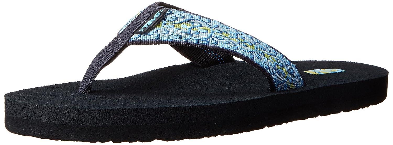 Teva Women's Mush II Flip-Flop B00KXDBDJG 7 B(M) US|Companera Blue
