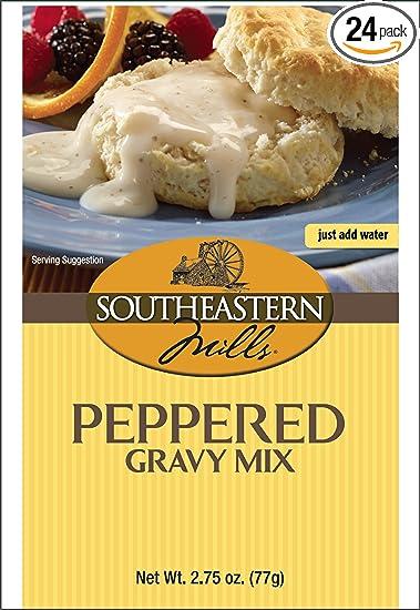 mccormick cracked peppercorn gravy mix