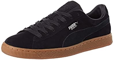 check out 21a68 27ec6 Puma Unisex Adults' Basket Classic Weatherproof Low-Top Sneakers