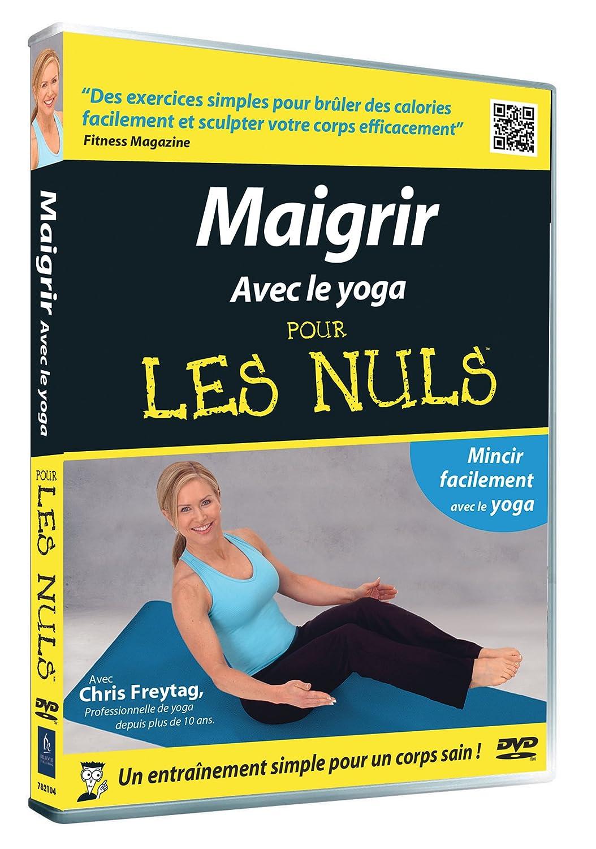 Maigrir Avec Le Yoga Pour Les Nuls: Amazon.fr: Chris Freytag: DVD & Blu-ray
