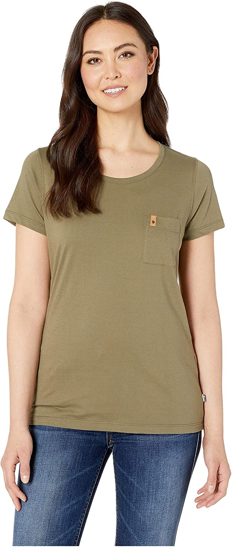 FJ/ÄLLR/ÄVEN /Övik T-Shirt W Camiseta Mujer