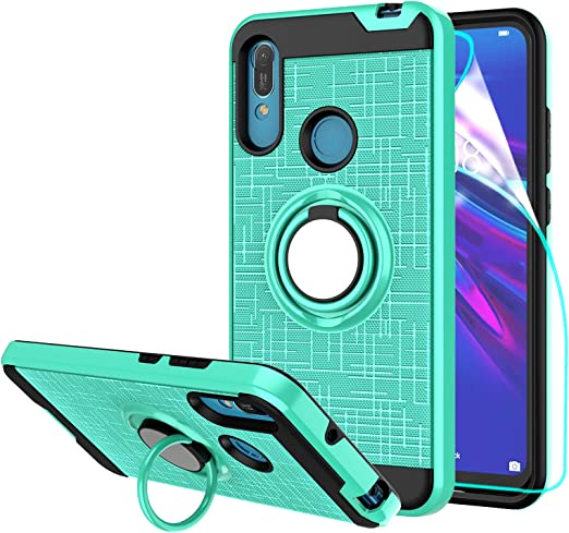 Amazon.com: StarLodes Compatible for Huawei Y6 2019 Case,Y6 Pro ...