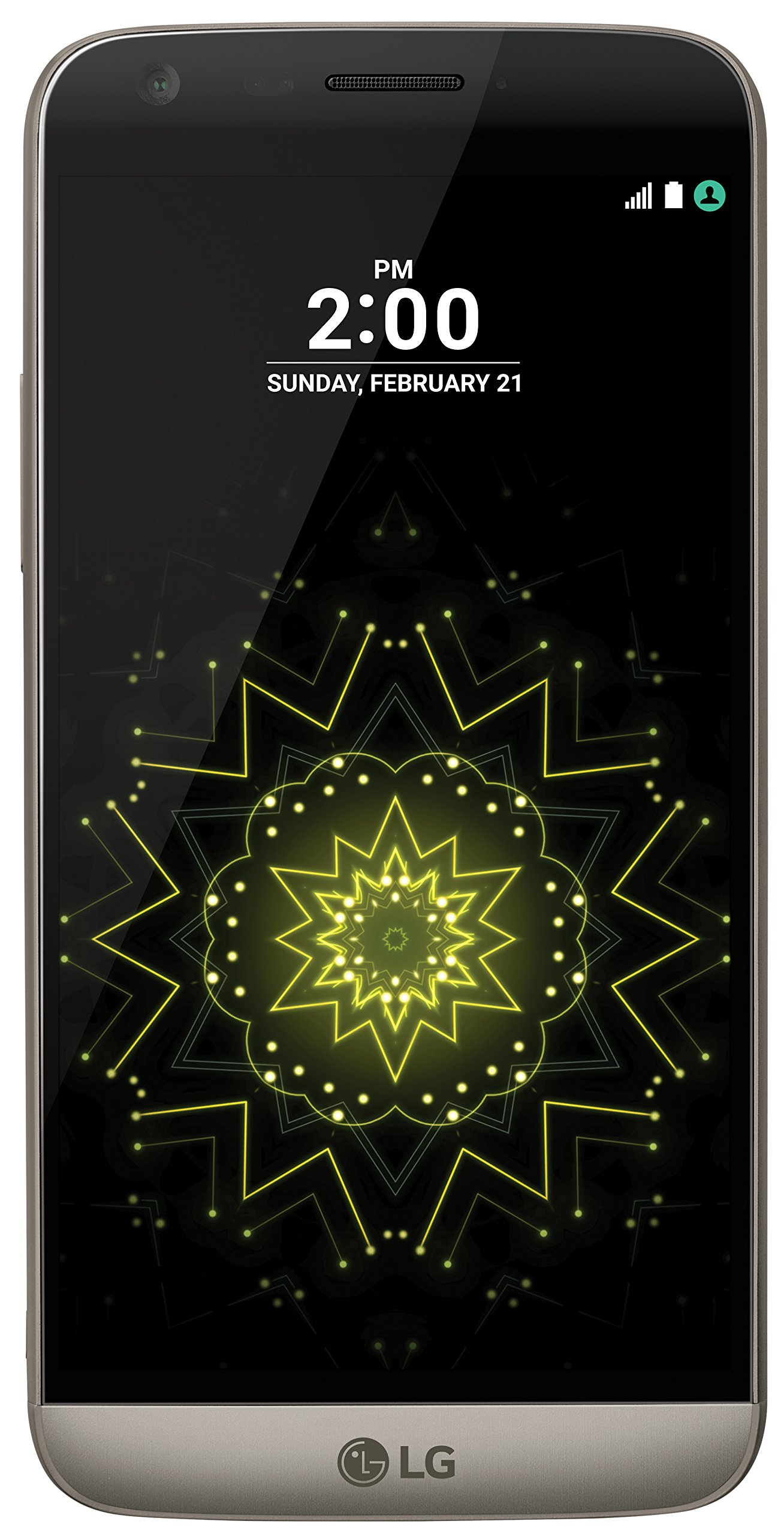 LG G5 Unlocked Phone, 32 GB Titan (US Warranty) by LG