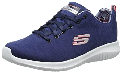 91e472b130b Skechers Women 12834 Trainers: Amazon.co.uk: Shoes & Bags