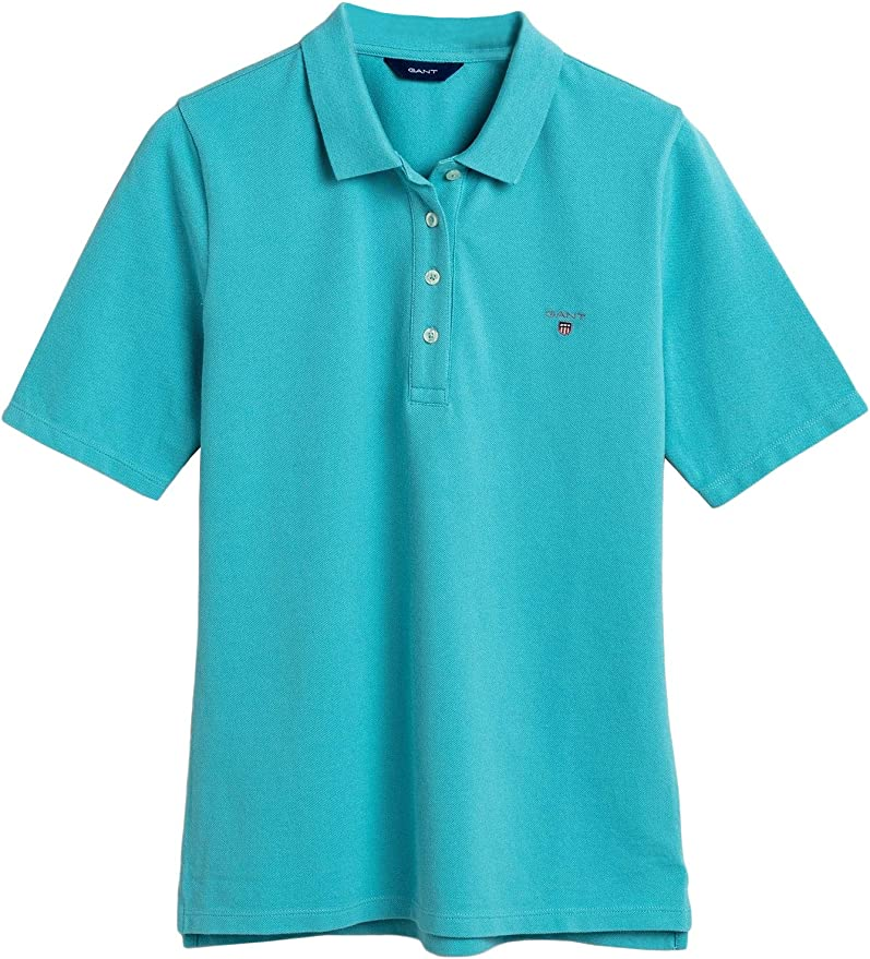 GANT The Original Pique Lss Polo para Mujer: Amazon.es: Ropa y ...