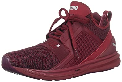 PUMA Men's Ignite Limitless Knit Running Shoes