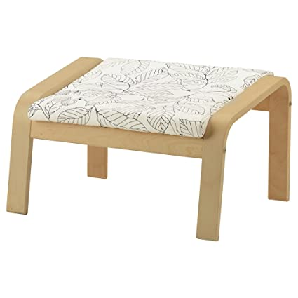 Zigzag Trading Ltd Ikea Poang Repose Pieds Placage De