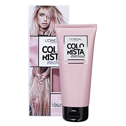 Coloration cheveux rose l'oreal