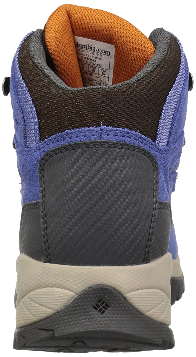 1f21534ab2e Columbia Women's Newton Ridge Plus Waterproof Amped Boot, Ankle Support,  High-Traction Grip
