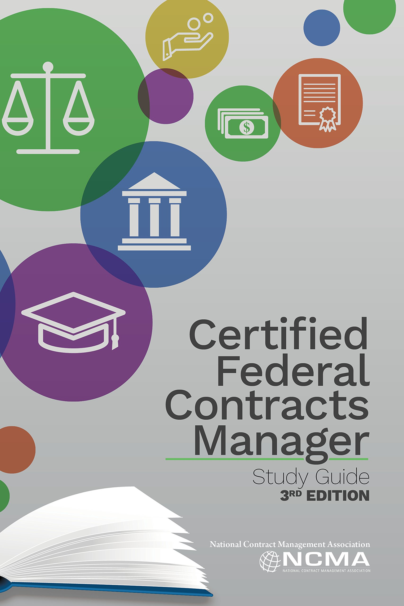 Certified federal contracts manager study guide 3rd edition certified federal contracts manager study guide 3rd edition ncma 9780982838532 amazon books xflitez Gallery