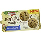 Keebler Cookies, Simply Made, Chocolate Chip, 10 oz Tray