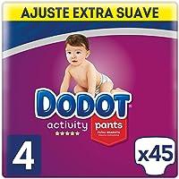 Dodot Activity - Pants Pañal-Braguita Talla 4, Fácil