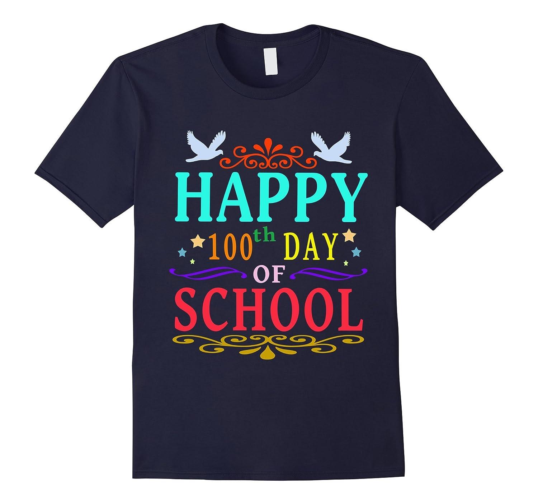 100TH DAY OF SCHOOL SHIRT-TD