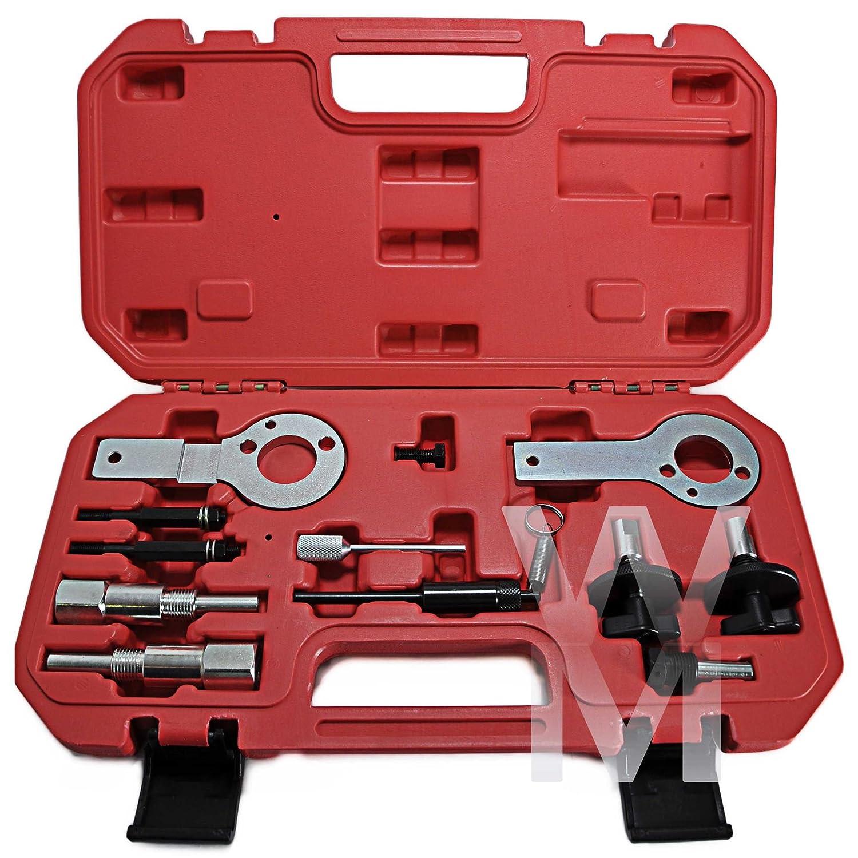 UK Engine Timing Tool Set Fiat Vauxhall Opel 1.3 1.9 CDTI Belt Replacement Kit WondermanTools