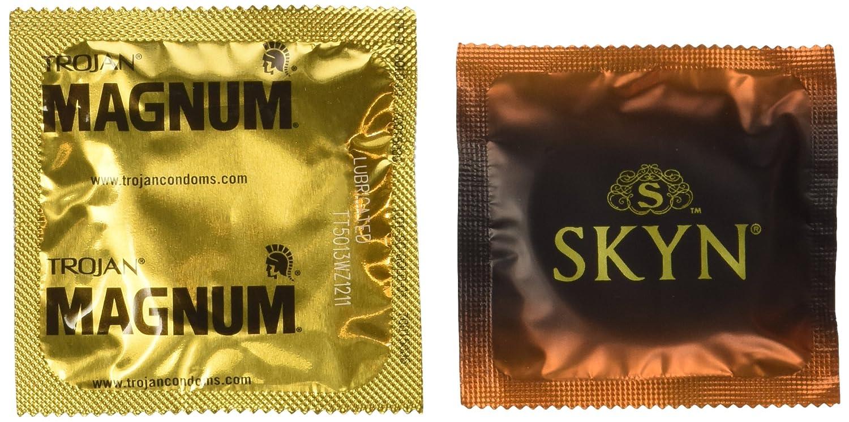 Skyn large condoms vs magnum