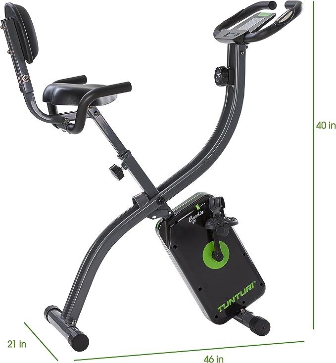 Tunturi exercise bicycle Cardio Fit Series X-Bike