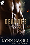 Deandre [Demon Warriors 12] (Siren Publishing: The Lynn Hagen ManLove Collection)