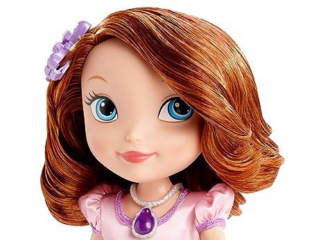 Amazon.es: Mattel - Muñeca Sofía Princesas Disney (BDH66): Juguetes y juegos