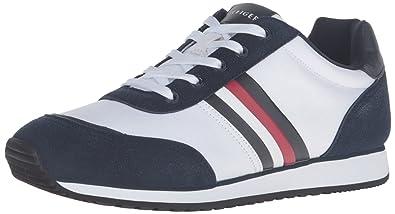aec17e16c Tommy Hilfiger Men s Massena Fashion Sneaker Navy 7 ...