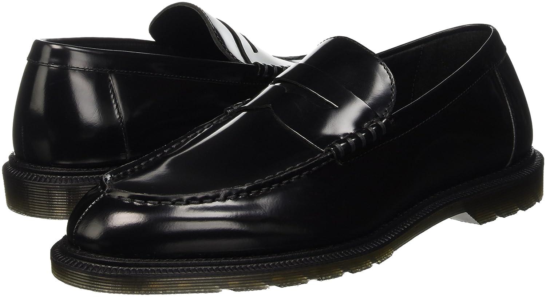 Dr. Martens Penton Black Polished Smooth, Zapatillas Altas para Hombre, Negro, 42 EU: Amazon.es: Zapatos y complementos