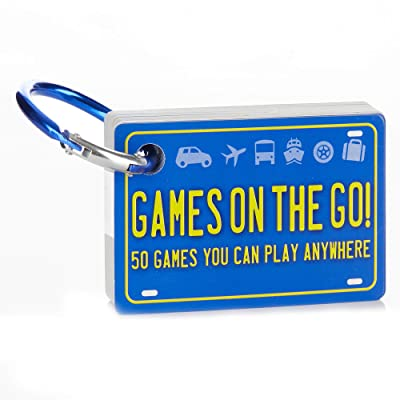 Games on the Go: Toys & Games