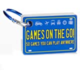 Games on the Go by Continuum Games - Portable Roadtrip Family Games to Challenge and Entertain